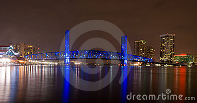 Jacksonville at nigh