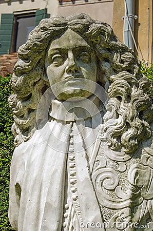Jacobean Statue, Venice