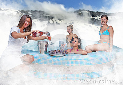 Jacuzzi serve