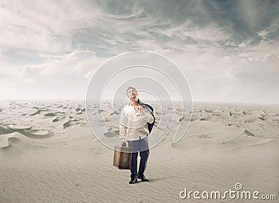 Jaded in the Desert