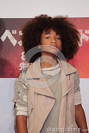 Free Jaden Smith In Karate Kid (Best Kid) Stock Photo - 15940290