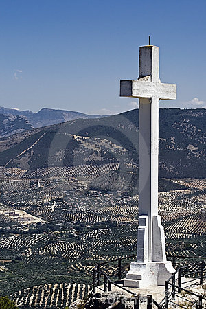 Jaén Mirador View
