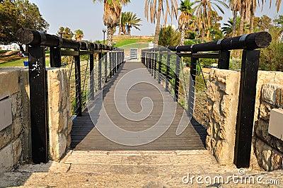 Jaffa bridge.