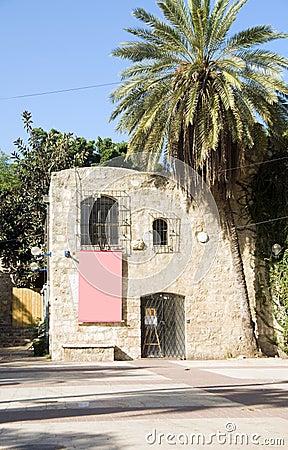 Jaffa Museum of Antiquites Tel Aviv Israel