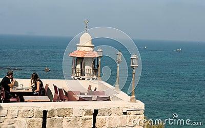 Jaffa Restaurant view