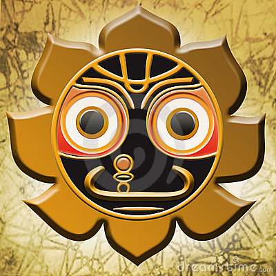 Jagannath symbol