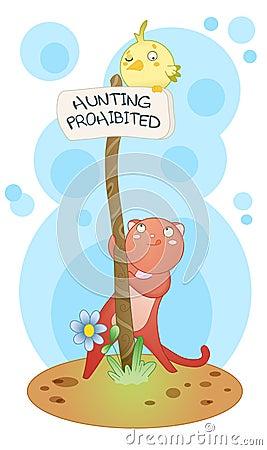 Jagd verboten