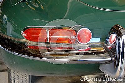 Jaguar Tail Light