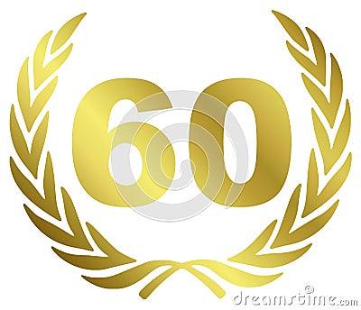 Jahrestag 60