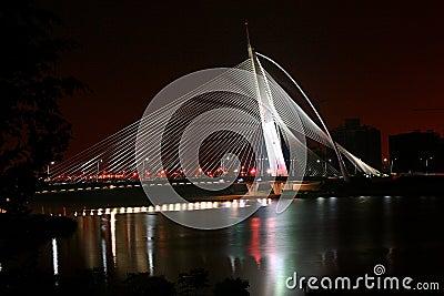 Jahrtausend-Brücke