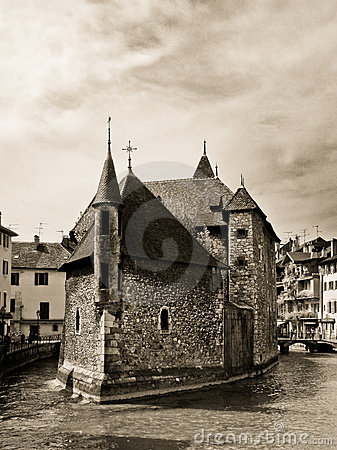 Jail of Annecy