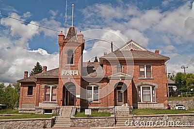 Jail Built in 1896