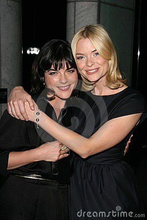 Jaime King, Selma Blair Editorial Image