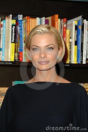 Jaime Pressly Editorial Photography