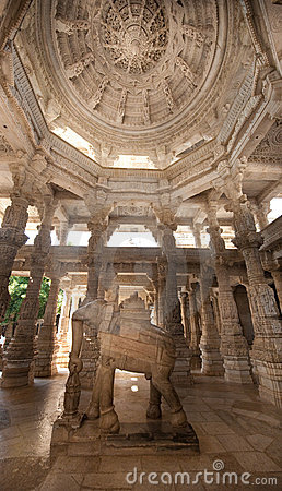 Jain Temple Editorial Stock Image