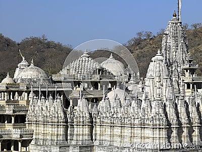 Jain Temple - Ranakpur - India