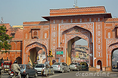 Jaipur (India) Editorial Stock Image