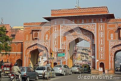 Jaipur (India) Editorial Stock Image
