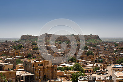 Jaisalmer - Fortress City