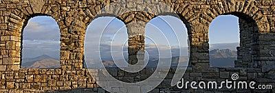 Jaizkibel viewpoint, Gipuzkoa