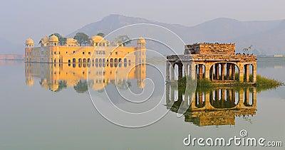 Jal mahal water palace,rajasthan 2