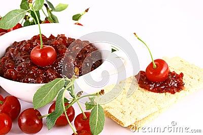 Jam cherry