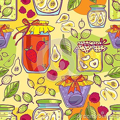 Free Jam Seamless Stock Image - 20583331