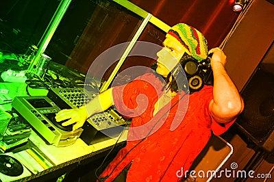 Jamaica theme DJ