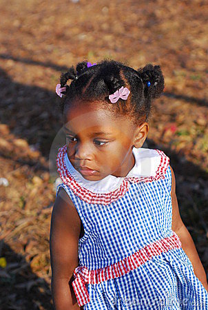 Free Jamaican Girl Royalty Free Stock Photography - 2099057