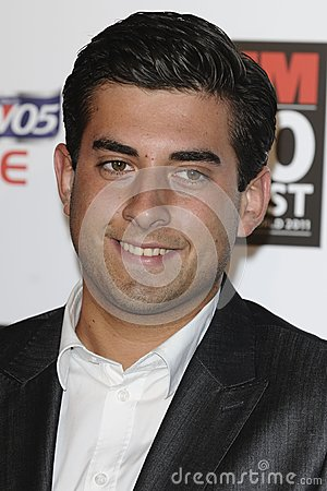 James Argent Redactionele Stock Foto