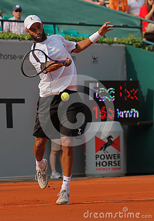 James Blake, Tennis  2012 Editorial Stock Image