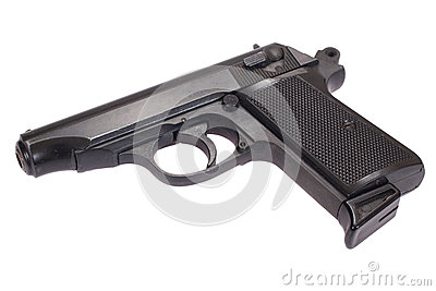 James bond handgun