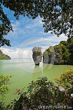 James Bond Island or Khao Tapu Island