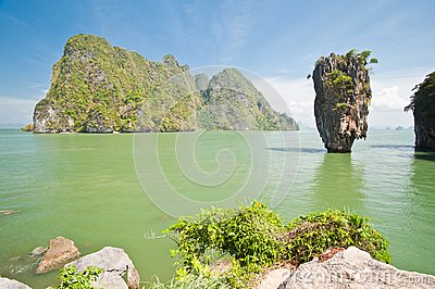 James Bond Island or Khao Tapu Island