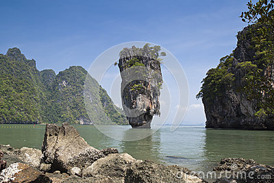 James Bond Island, Phang nga National Park