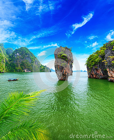 James Bond island Thailand
