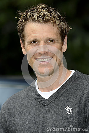 James Cracknell,The Cars Editorial Photography