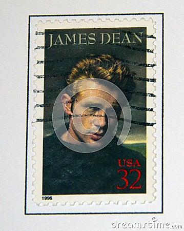 James Dean Editorial Photography