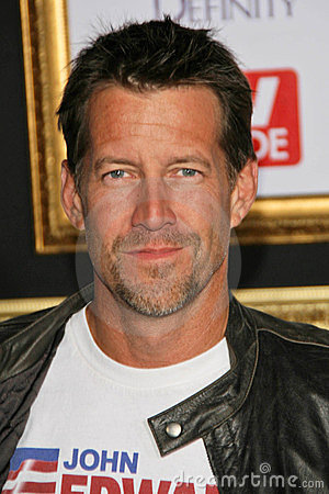 James Denton Editorial Photo