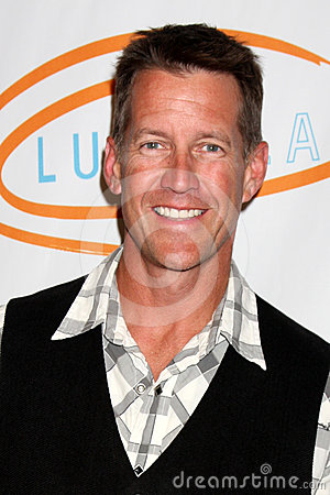 James Denton Editorial Stock Image