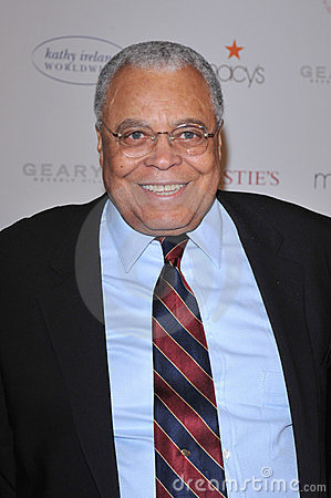James Earl Jones Editorial Image