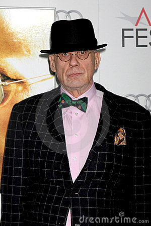 James Ellroy Redactionele Stock Afbeelding