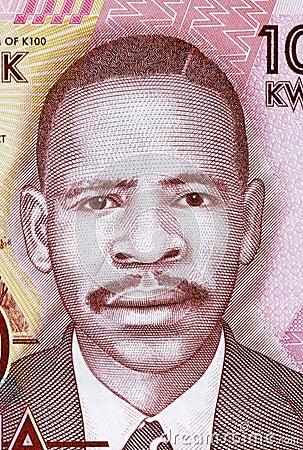 James Frederick Sangala Editorial Stock Photo