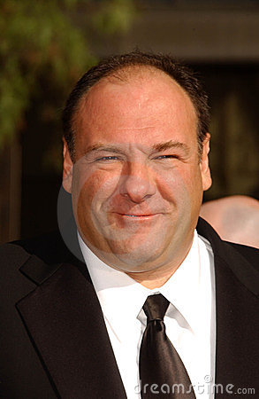 James Gandolfini Fotografia Editoriale