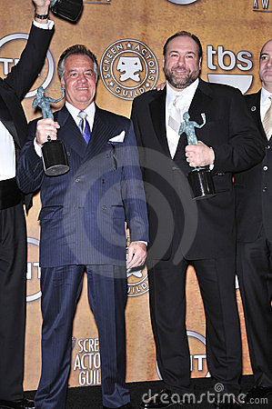 James Gandolfini, Tony Sirico Editorial Image