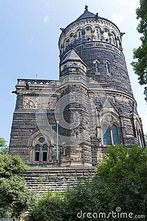 James A. Garfield Memorial. Cleveland, Ohio.