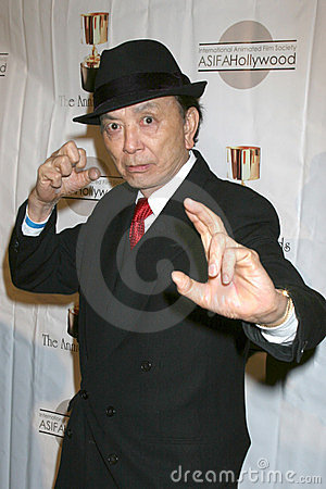 James Hong Editorial Stock Photo