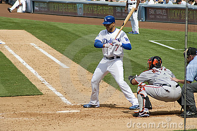 James Loney Editorial Image
