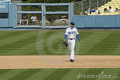 James Loney Editorial Stock Image