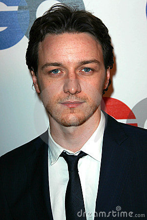 James McAvoy at the 2007 GQ  Men Of The Year  Celebration. Chateau Marmont, Hollywood, CA. 12-05-07 Editorial Stock Photo